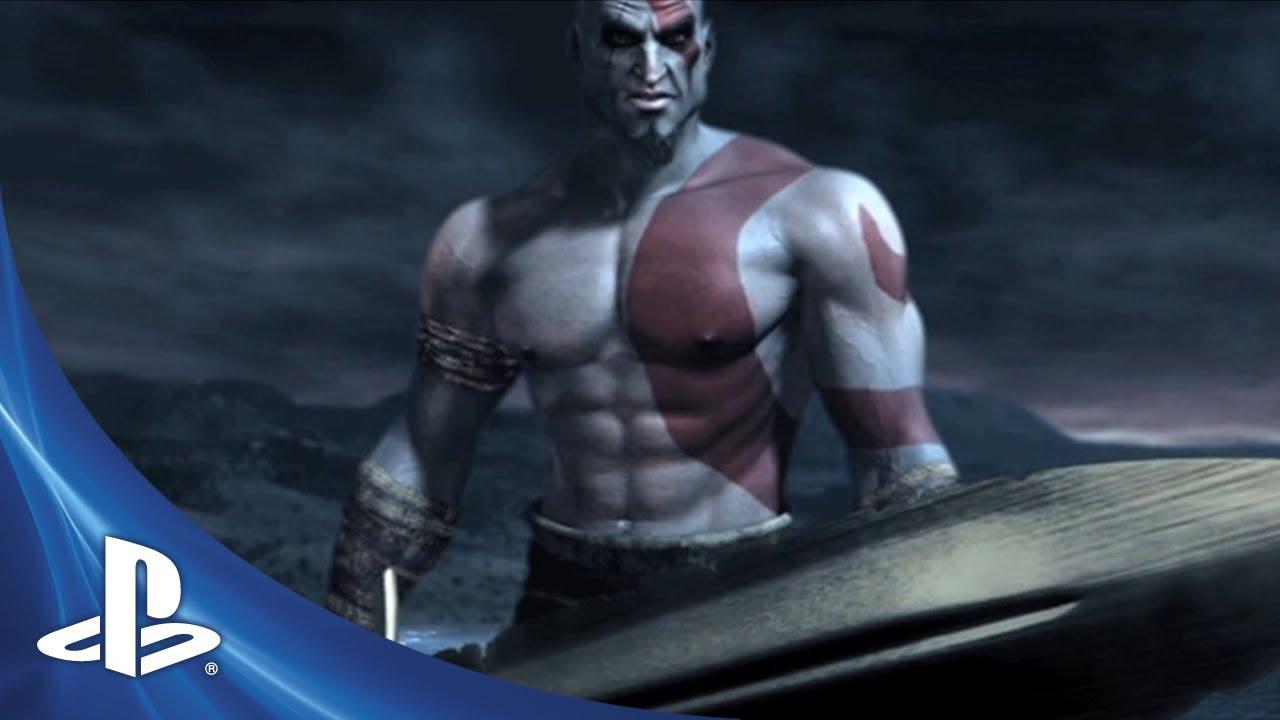 Os Cinco Momentos Mais Épicos de God of War: Primeira Posição – A Morte de Ares
