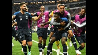 Финал не удался - слишком легкая победа Франции. Но в целом чемпионат - отличный!