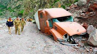 Топ 7 дорог СМЕРТИ! Самые опасные дороги В МИРЕ!