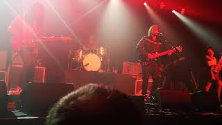 The Zutons - Hello Conscience at barrowland 28/3/19