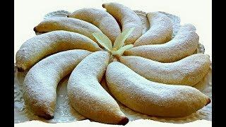 Banan pirojnasi-Пирожное бананы