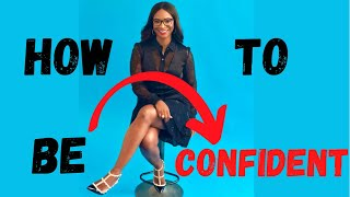 HOW TO BE CONFIDENT & LIVE A PURPOSE-DRIVEN LIFE!  #driyabo #selfconfidence #lifecoach #bizcoach
