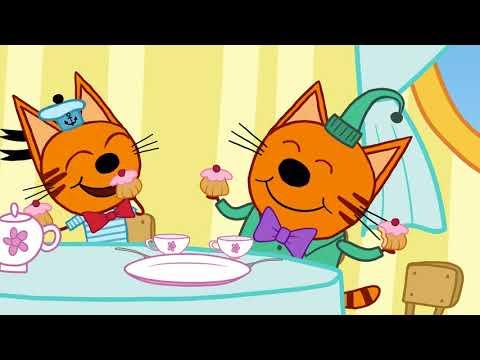 Три кота | Хорошие манеры | Серия 53 | Мультфильмы для детей
