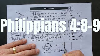 Think on These Things... Grappling with Philippians 4:8-9