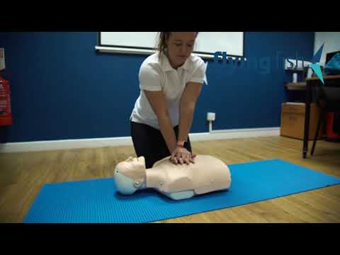 How to do CPR - First Aid Training