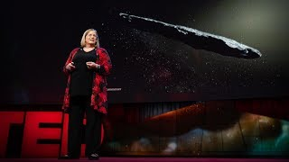 The story of Oumuamua the first visitor from another star system Karen J Meech Video