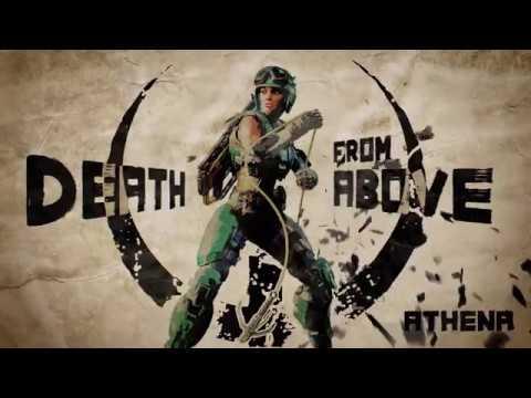 Athena Champion Trailer de Quake Champions