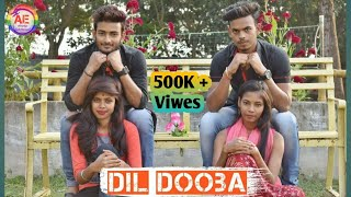 Dil Dooba (Neeli Ankhon Mein) / Romantic Love Story / TikTok Famous Song / Direceted By Achinty@