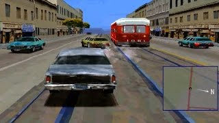 Driver Game Review (1999) (PS1) (HD Gameplay)