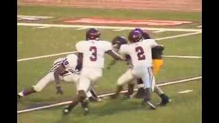 2012: Lake Hamilton 48, Earle 6 - Week 2