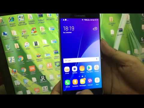 bypass google account samsung A710F android 7 0 no pc - Thủ