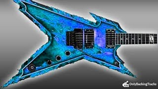 E Minor Metal Backing Track For Guitar (2018)