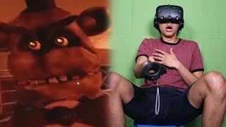 Five Nights at Freddy's CHALLENGE !! - Fernanfloo