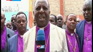 Religious leaders from Kajiado call for intervention over drought