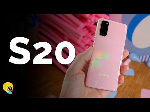 Samsung GALAXY S20: análisis del MEJOR móvil PEQUEÑO
