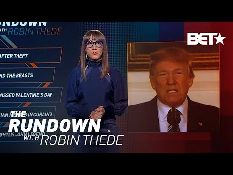 Congress, Do Your F***ing Job! | The Rundown With Robin Thede