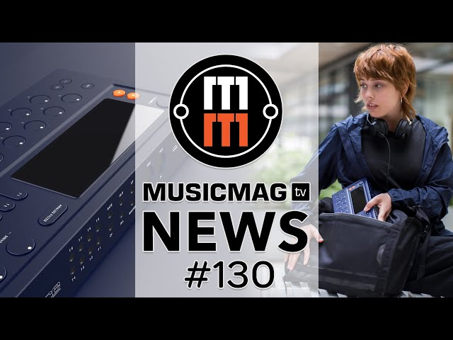 MusicMagTV News #130: Synthfest 2019, Ecstasequence, Erica Synth SYNTRX и новинки бесплатного софта!