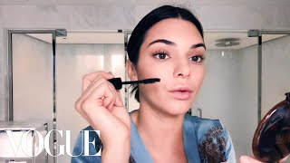 Kendall Jenner Shares Her Morning Beauty Routine | Beauty Secrets | Vogue