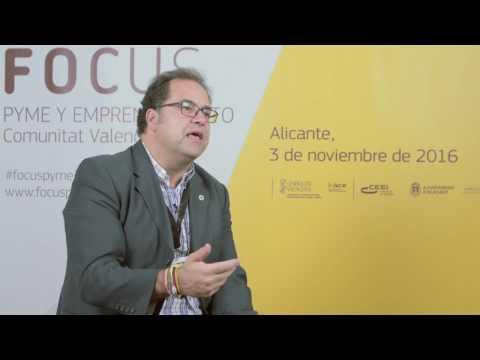 Entrevista a Antonio Martínez, director del Máster Desarrollo Local e Innovación de la UA[;;;][;;;]