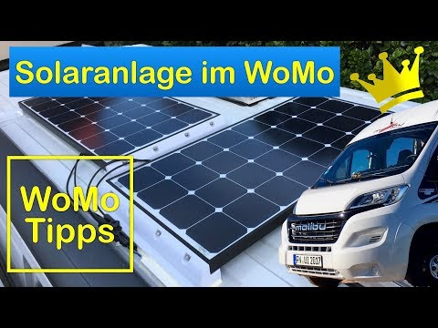 Solaranlage im Wohnmobil: Unser Weg zur Autarkie im Prinz