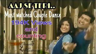 Aaj Se Teri ~  Couple Dance ~ Padman Movie ~ Gauri & Rocky ~ Wedding