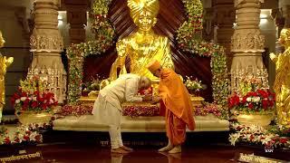 Swaminarayan Akshardham Silver Jubilee Celebration, Gandhinagar, India