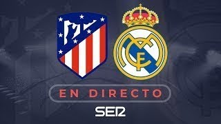 ATLÉTICO 1 Vs REAL MADRID 3 LIGA