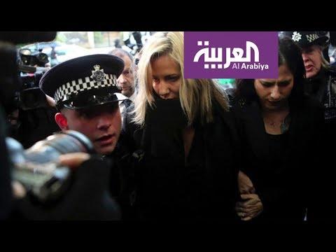 العرب اليوم - شاهد: انتحار مذيعة بعد أن ضربت صديقها