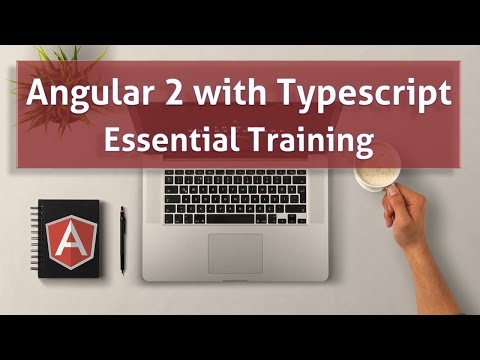 Angular 2 with Typescript - Training for Beginners