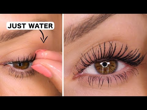 Wash-Off Mascara? | Smudge-Proof Easy To Remove Mascara | Shonagh Scott