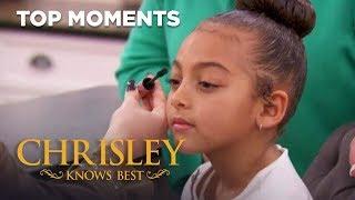 Chrisley Knows Best | Chloe Is Adorable In Her Makeup | Season 7 Episode 3