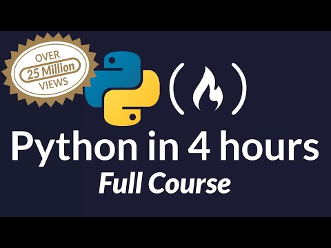 Learn Python - Full Course For Beginners