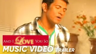 Gary V - And I Love You So Music Video