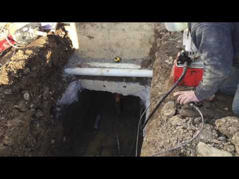 Foundation Piering Saves This New Construction Home From Collapsing in Wappengers New York