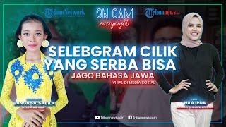 Bunga Salsabila Selebgram Cilik yang Serba Bisa & Jago Bahasa Jawa, Belajar Autodidak dari YouTube