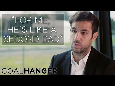 Fabregas On Playing For Arsenal And Chelsea | The Premier League Show