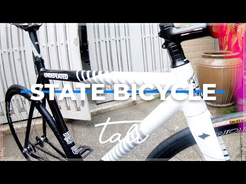TALI Bike Shop - Try & Love It - State Bicycle Co. - Undefeated 2