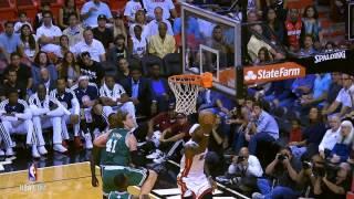 Top 10 NBA Plays: November 9th