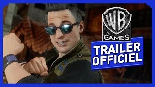 Mortal Kombat 11 - Johnny Cage est de retour ! Trailer Officiel