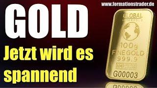 Gold, Silber: jetzt wird es spannend