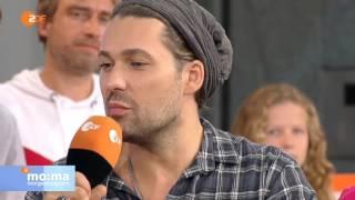 David Garrett   Dangerous (13.10.2015 ZDF Morgenmagazin Mom)
