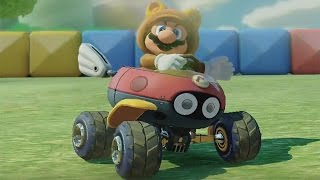 Mario Kart 8 - Banana Cup 200cc - 3 Star Rank