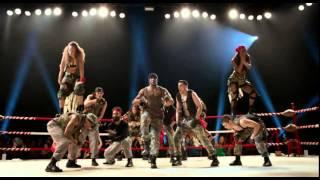 Танцевальная битва LMNTRIX против Банда