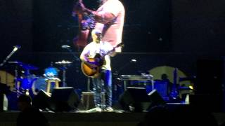 """""""She's All Lady"""" by Aaron Lewis @ Pala Casino on 7-25-15"""