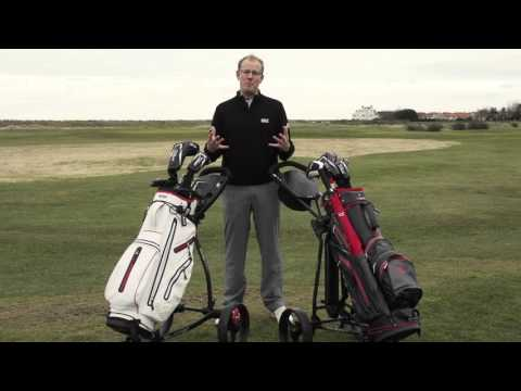Big Max Autofold FF Push Trolley Review