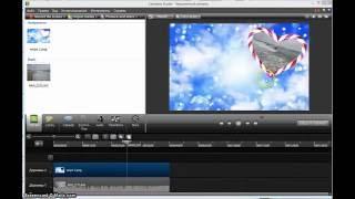 Как вставить видео в рамку - How to insert a video into a frame