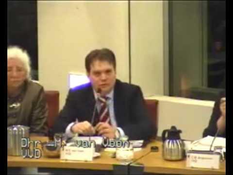 Standpunten VVD Cuijk in gemeenteraadsvergadering 24 februari 2010