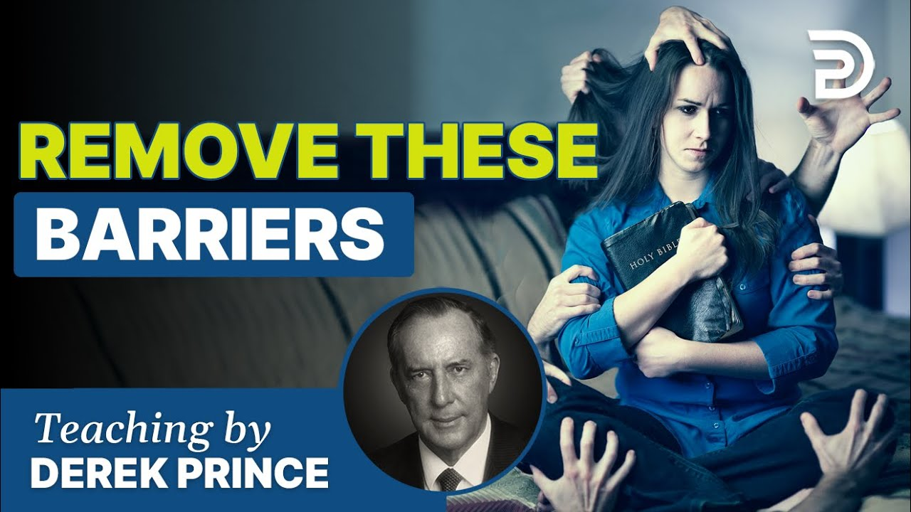 YouTube thumbnail for Invisible Barriers To Healing