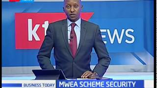 Land owners in Mwea settlement scheme want the government to provide them with adequate security