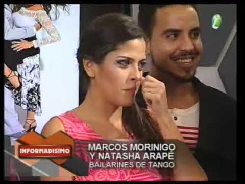 Entrevista a Natasha Arape y Marcos Morinigo